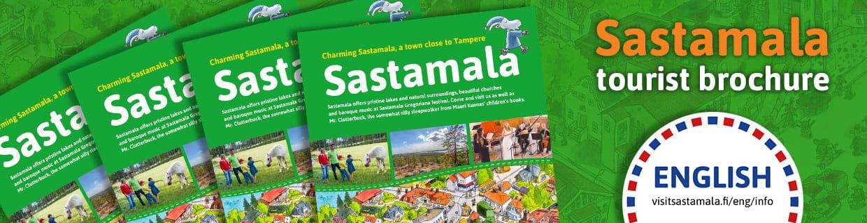 Sastamala tourist brochure