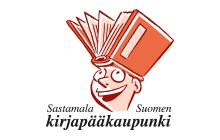 Kirjapääkaupunki-logo