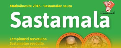 Sastamalan ja Punkalaitumen matkailuesite 2015