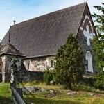 Церкви Састамалы