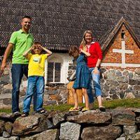 Lähtisitkö kirkkovaellukselle?