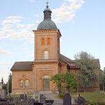 Mouhijärven kirkko