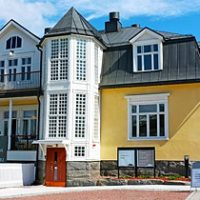 Suomalaisen kirjan museo Pukstaavi