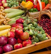 Ruokapiirin jakelutapahtuma, myyjäiset ja kirppis
