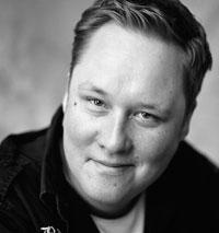Kirjailijavieraana Mikko Rimminen