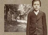 Kotipiha ja lapsuuden maisemat – valokuvia Akseli Gallen-Kallelan Tyrväältä