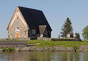 Kirkkoristeily Tyrvään Pyhän Olavin kirkolle