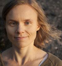 Kirjailijakahveilla Anni Kytömäki