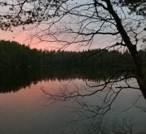 Rakastu Ritajärven kesäyöhön