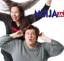 Muija ja Tosi Muija- stand up dinner & show