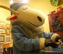 Herra Hakkarainen unissakävelee talossaan joulun ja loppiaisen välipäivinä!