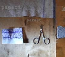 Kivi - paperi - sakset, Kanerva Niemelä