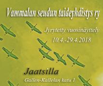 Vammalan seudun taideyhdistys ry:n vuosinäyttely