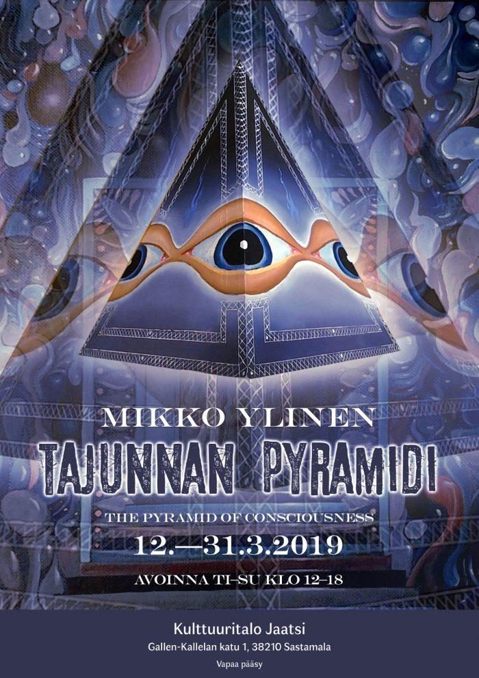 Mikko Ylinen - Tajunnan pyramidi