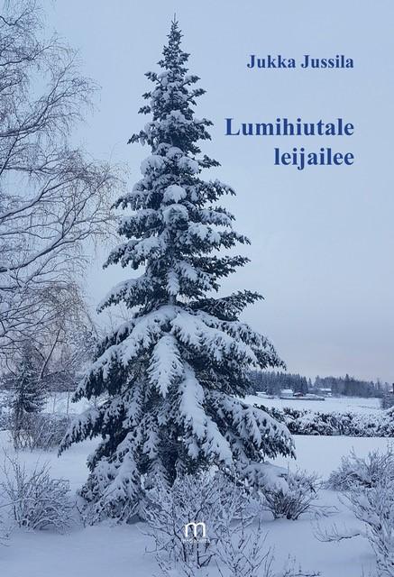 Jukka Jussilan runokirjan 'Lumihiutale leijailee' julkistaminen