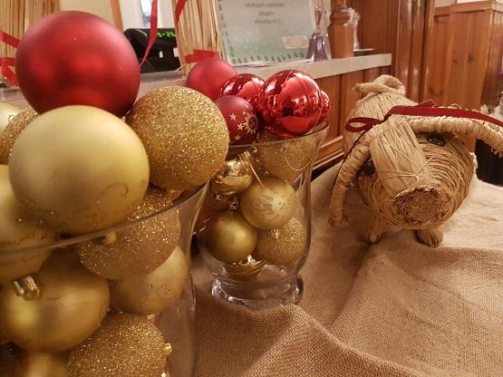 Perinteiset Joulupöydät