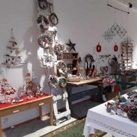 Pieni joulukauppa
