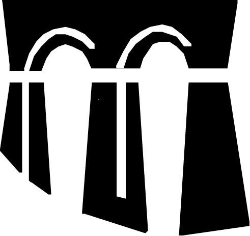 Karkun kirjaston näyttelyt - Abstraktioita Ahlgrenin hengessä