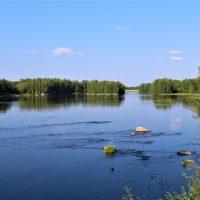 Kalastus Sastamalassa