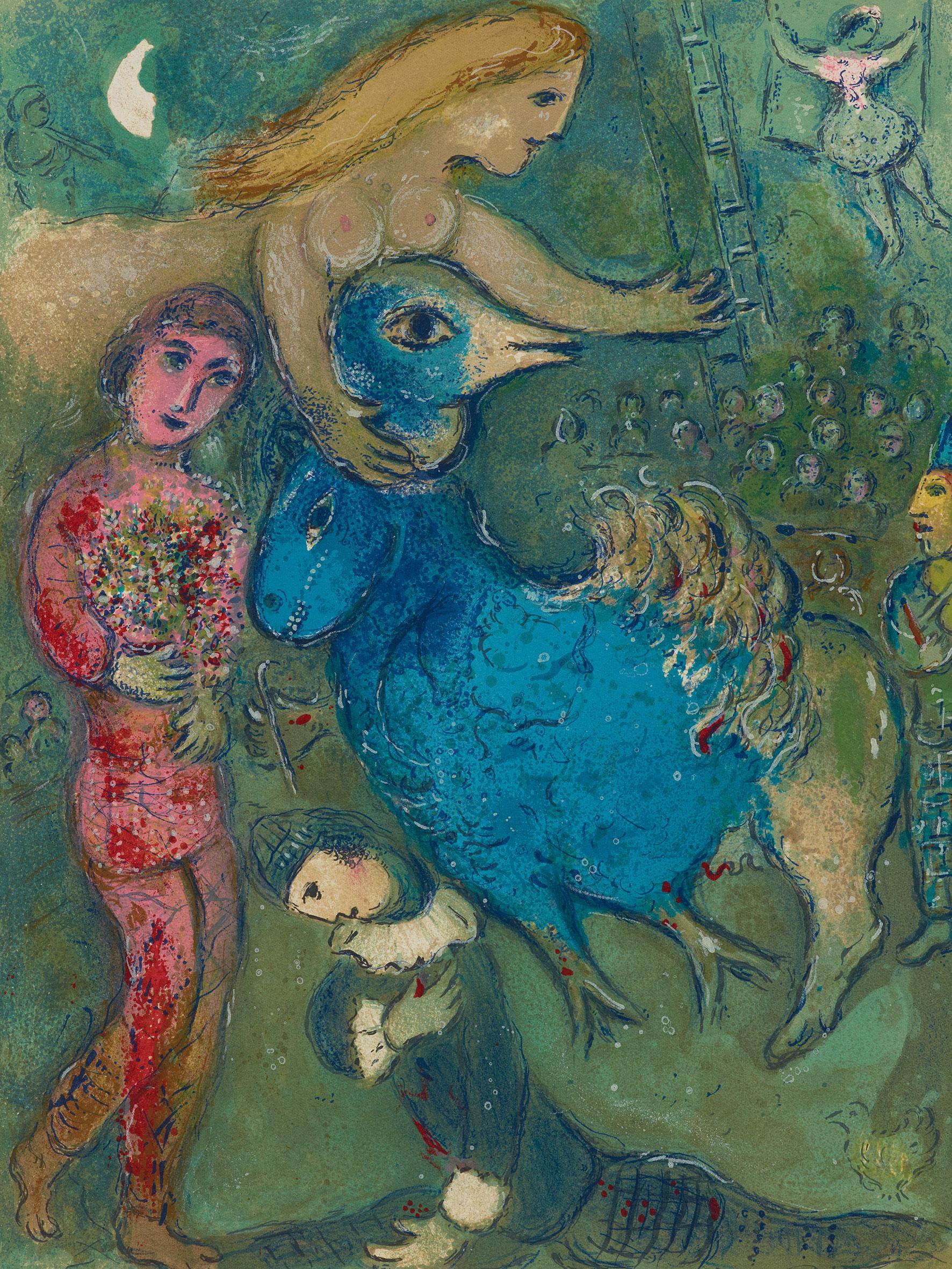 Marc Chagall -näyttely