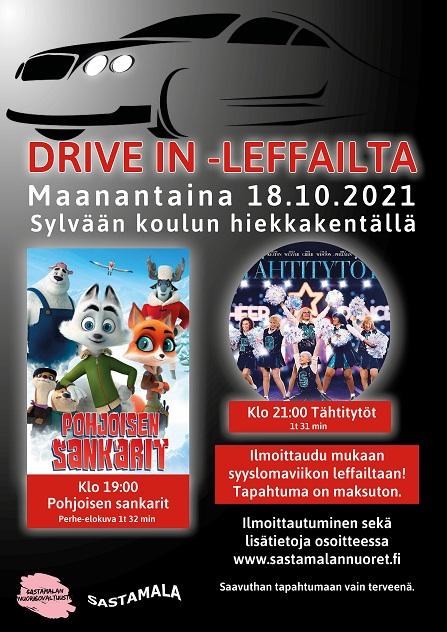 Drive in -leffailta