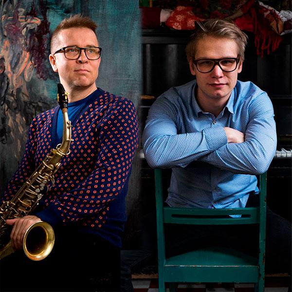 Jukka Perko & Arto Ikävalko -konsertti