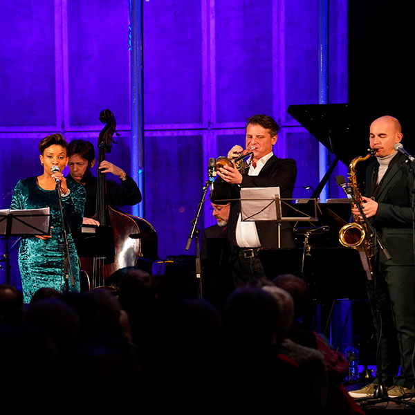 Aalto jazz trio & friends -ilmaiskonsertti